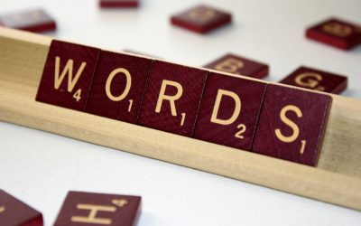 Words and Phrases Have Tremendous Power